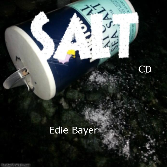 Salt on CD to Listen